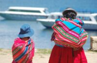 Historia o pomarańczach, starej boliwijskiej kobiecie, amerykańskim turyście i negocjowaniu...